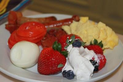 Crystal Palace Breakfast
