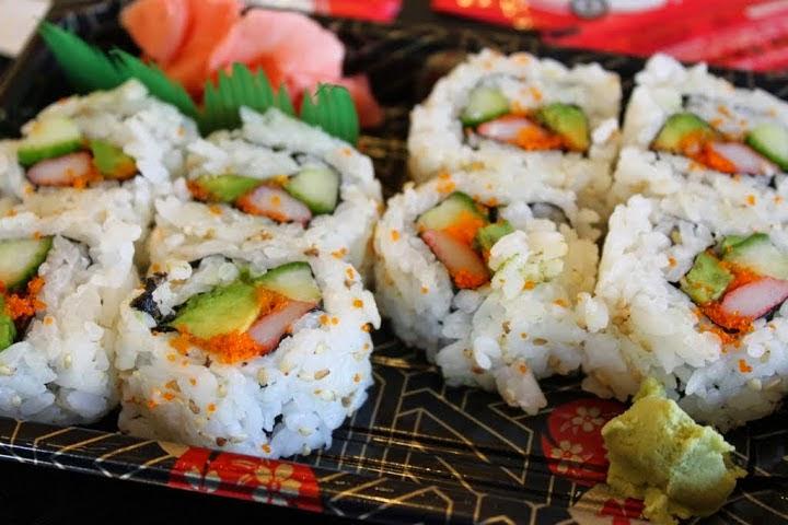 Katsura Japan Epcot Lunch