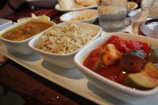 Sanaa Animal Kingdom Lodge Dinner