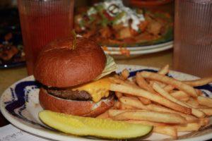 Universal Citywalk Margaritaville gluten free dairy free dinner