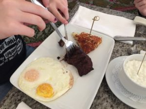 grand floridian cafe gluten free dairy free breakfast