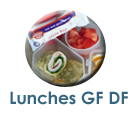 Gluten Free Dairy Free Lunches