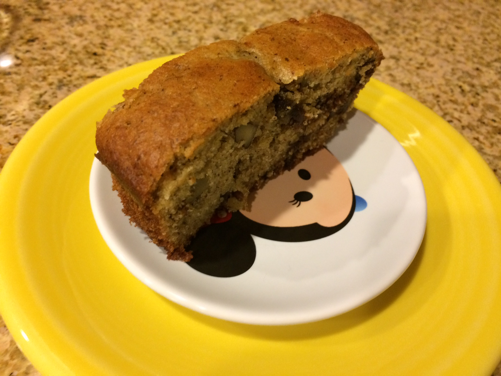 Erin Mckenna inspired Chocolate Chip Banana Bread Recipe GF CF
