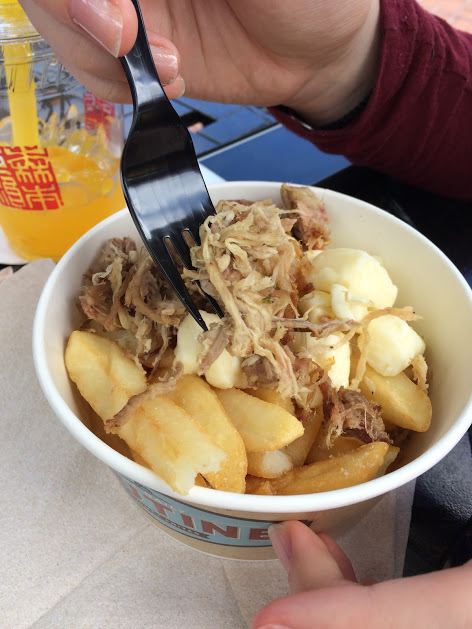 Daily Poutine Disney Springs
