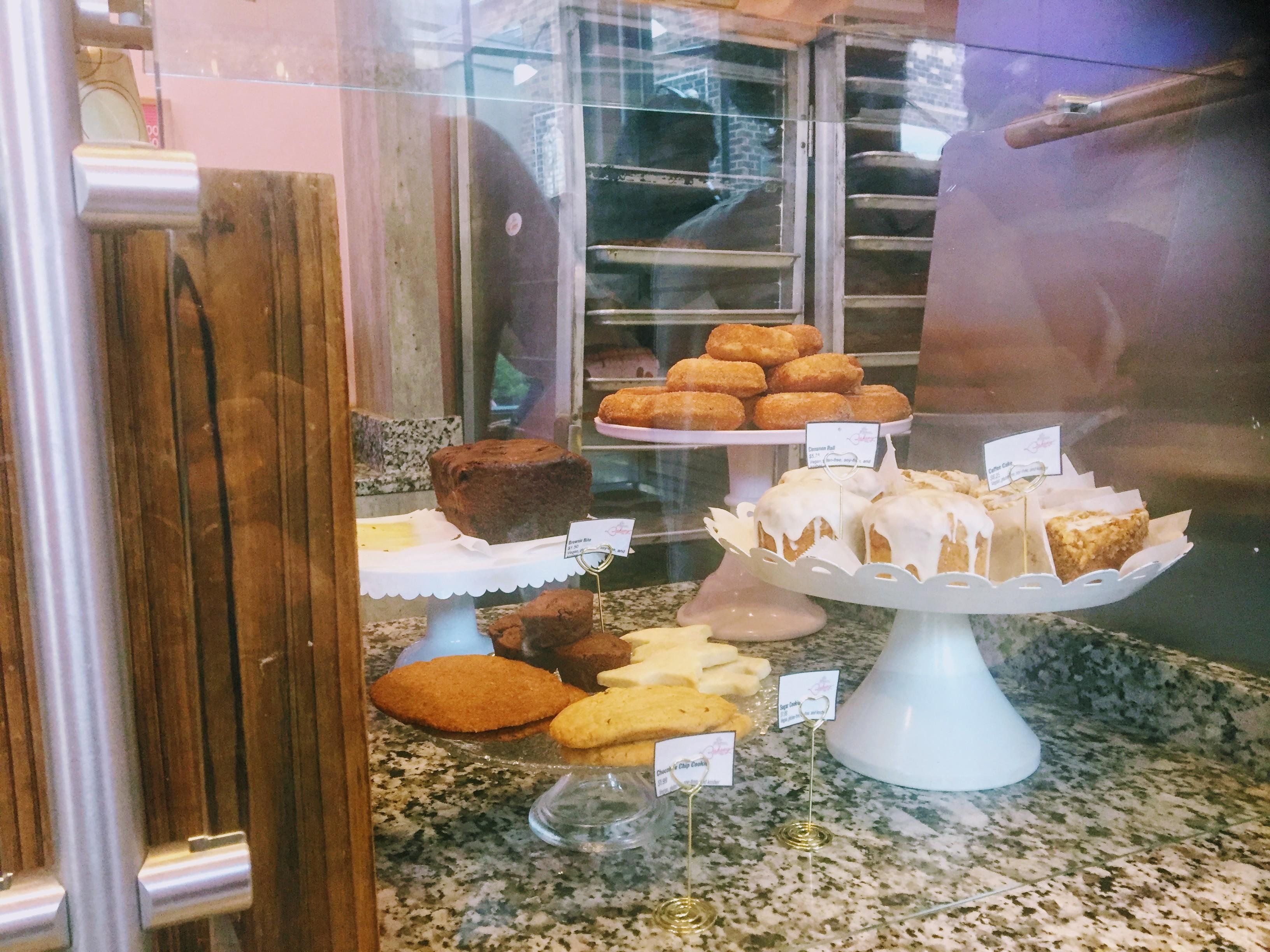 Early Fall at Erin McKenna's Bakery Disney Springs Gluten Free Vegan
